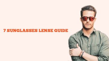 sunglasses lense guide