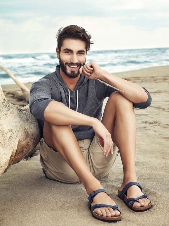 sandals for men beach wear
