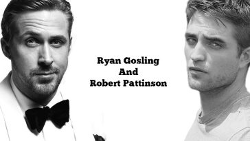 Ryan Gosling & Robert Pattinson