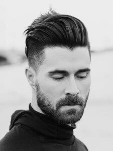 Round Shaped Hairstyle For Men Best Fashion Blog For Men