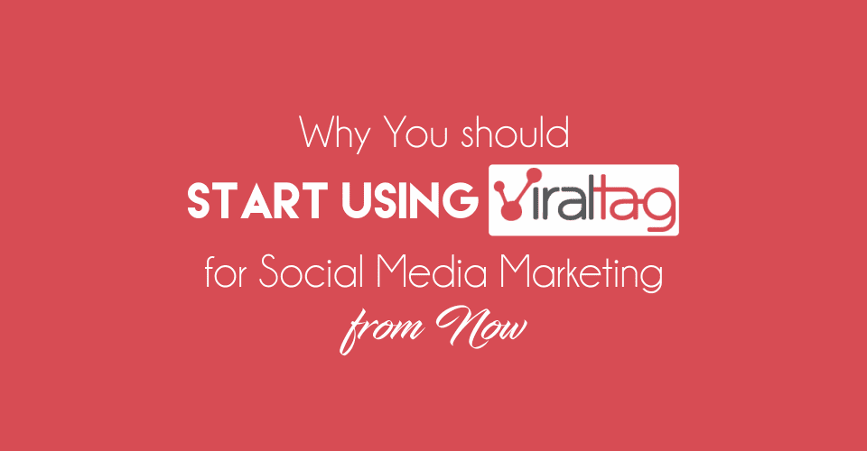 viraltag best social media marketing tool
