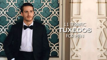 11 Terrific Tuxedos For Men