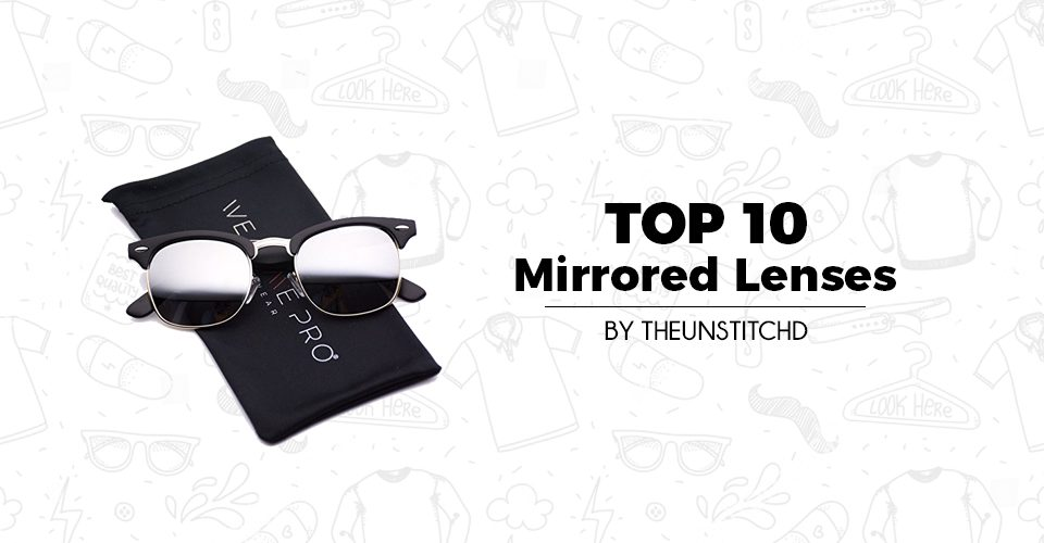Top 10 Best Mirrored Lenses Sunglasses for Men