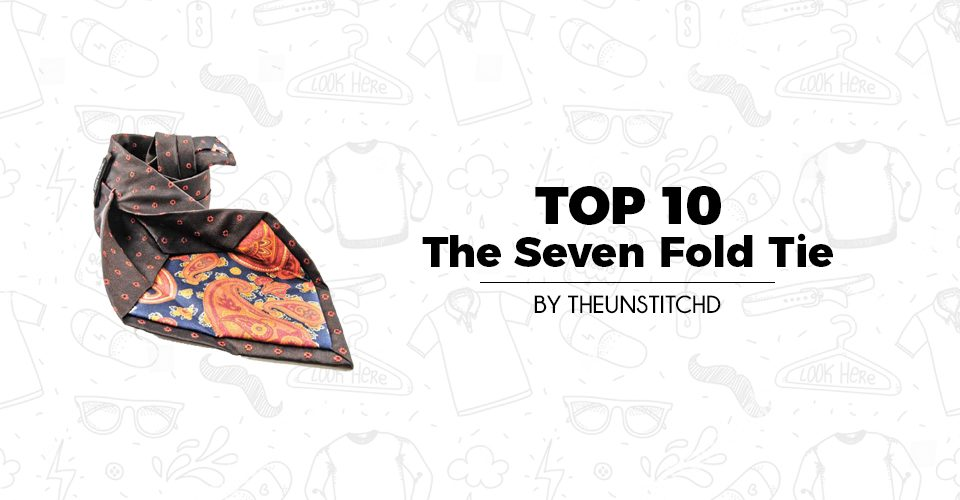 Top 10 Best The Seven Fold Tie for Men