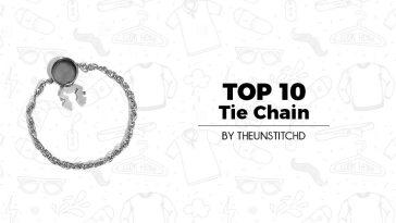 Top 10 Best Tie Chain for Men