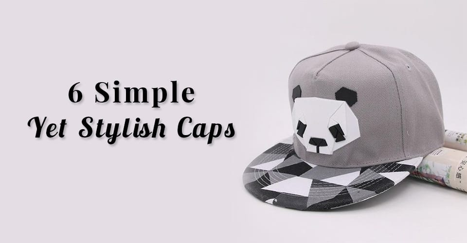6 Simple Yet Stylish Caps For Men