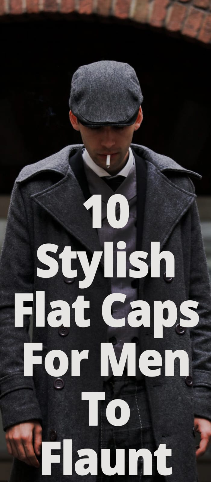 STYLISH FLAT CAPS FOR MEN TO FLAUNT