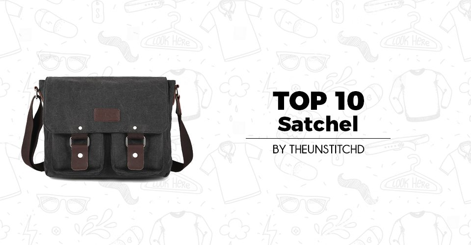 Top 10 Best Satchel Bags for Men