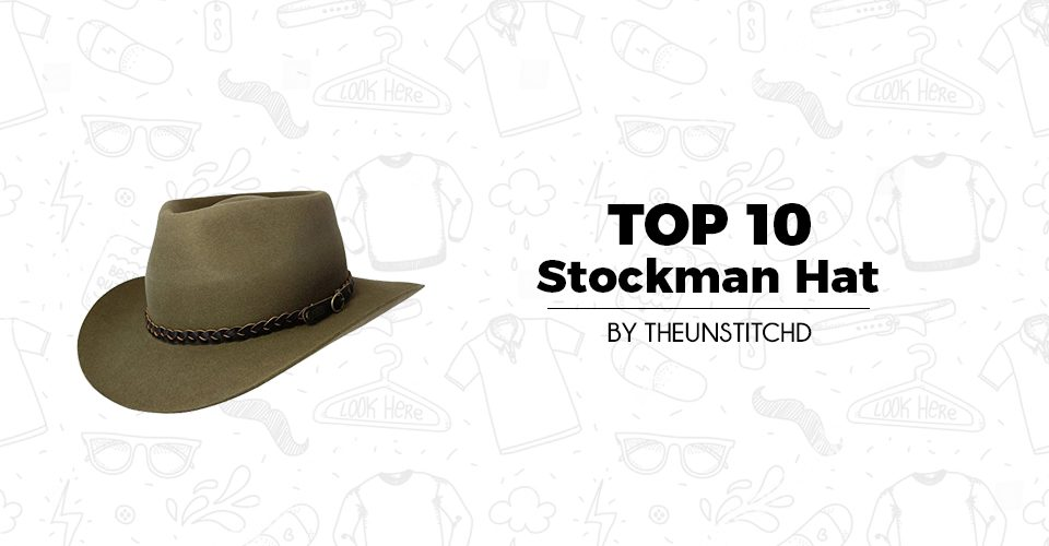 Top 10 Best Stockman Hats for Men