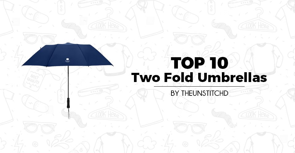 Top 10 Best Two Fold Umbrellas for Men
