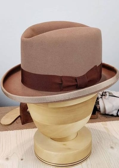 best homburg hats for men