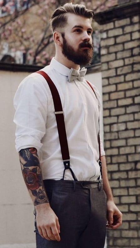 best suspenders for men