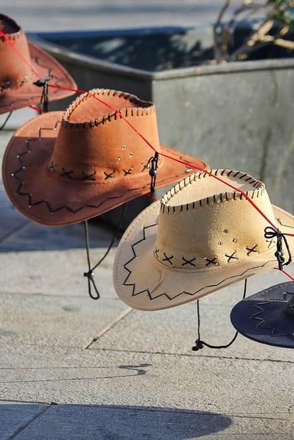 classy cow boy hats