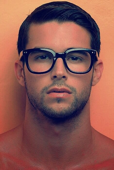 classy glasses specs for men