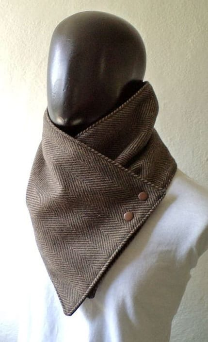 classy scarf for men