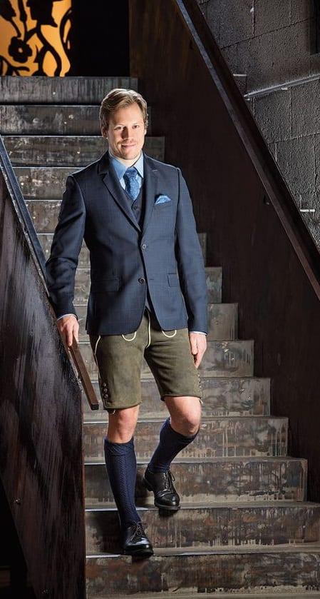 mens calf lenngth socks