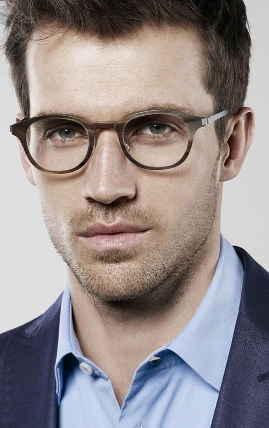 trendy glasses specs for men