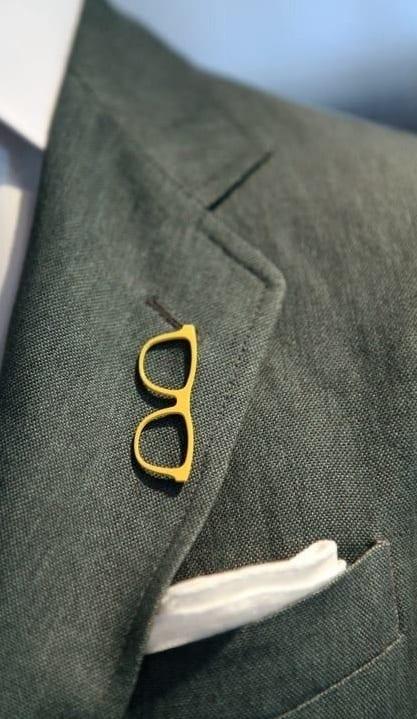 trendy lapen pins for men