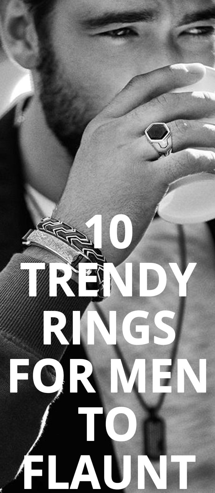 10 Rings For Men To Flaunt