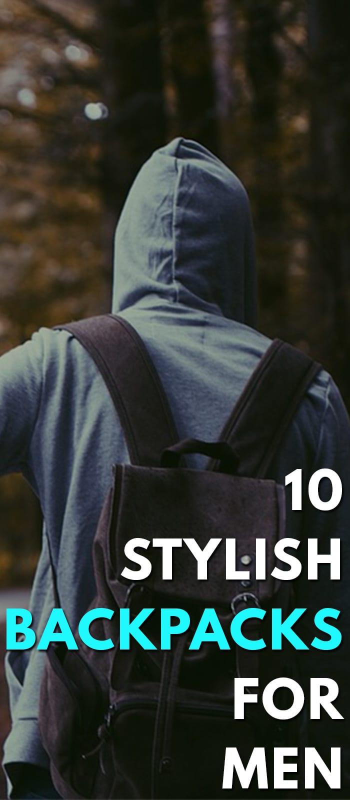 10-Stylish-Backpacks-For-Men....................