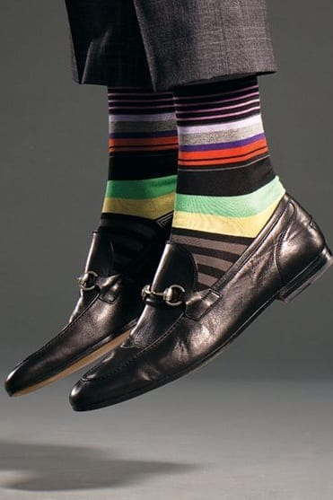 funky socks for men