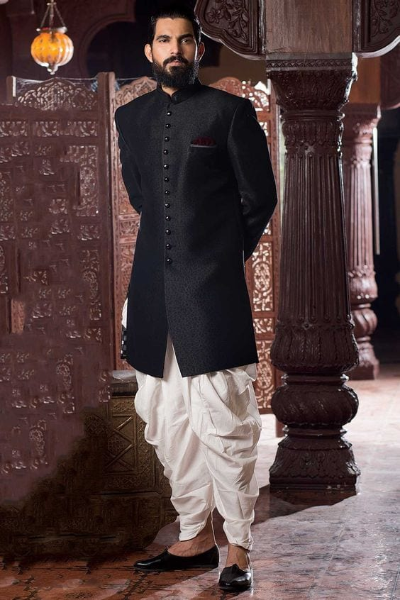 Dhoti Kurta for Engagement