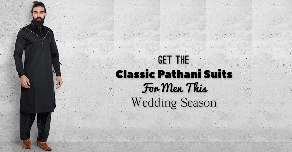 Get The Classic Pathani Suits For Men This Wedding Season
