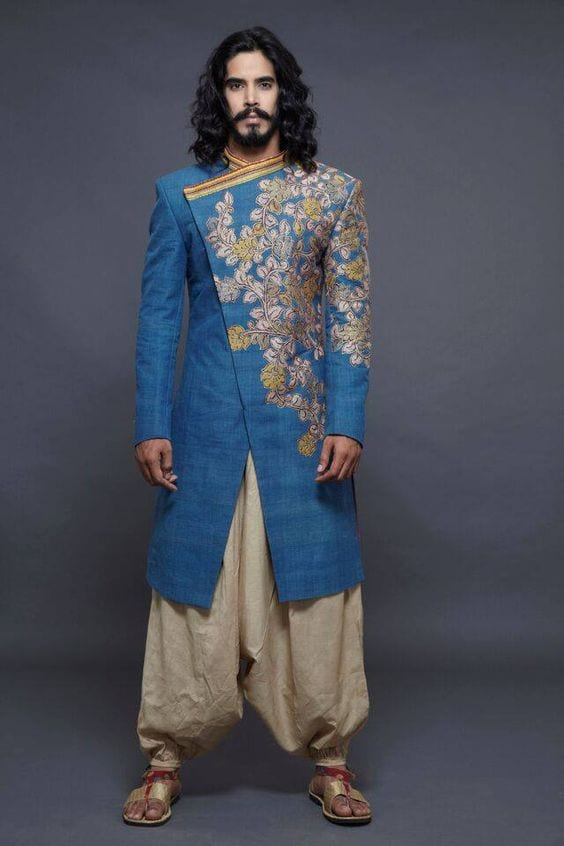 dhoti pants for sangeet