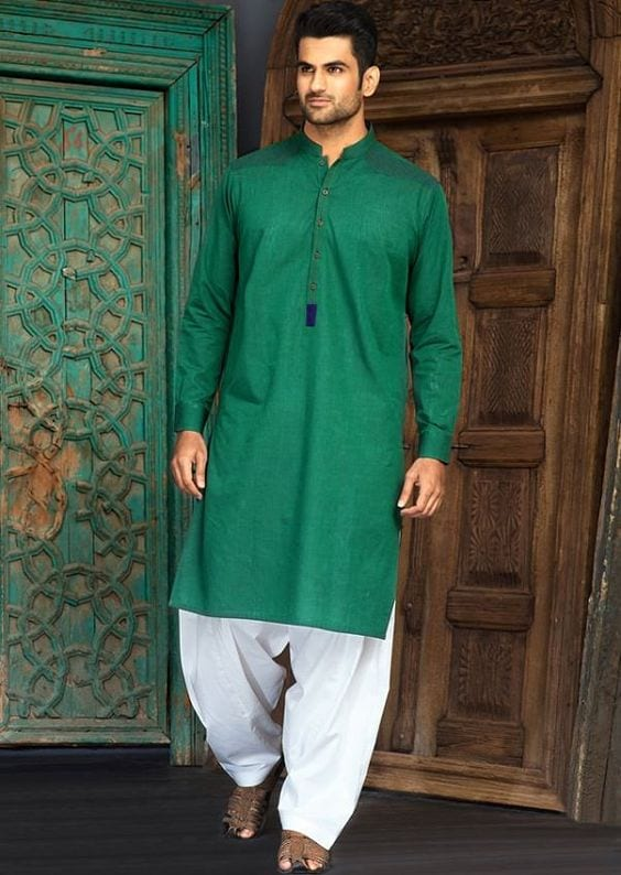 kurta for mehndi