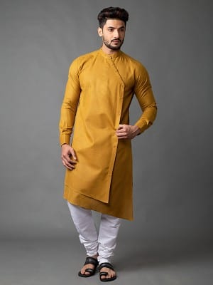 Haldi Ceremony Kurta design Ideas For Men This Wedding Season
