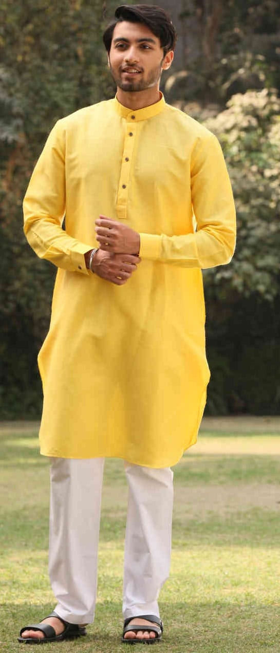 Haldi Ceremony Outfit Ideas For Men This Season