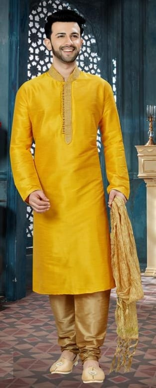 Haldi Ceremony Outfit Ideas For Men This Year