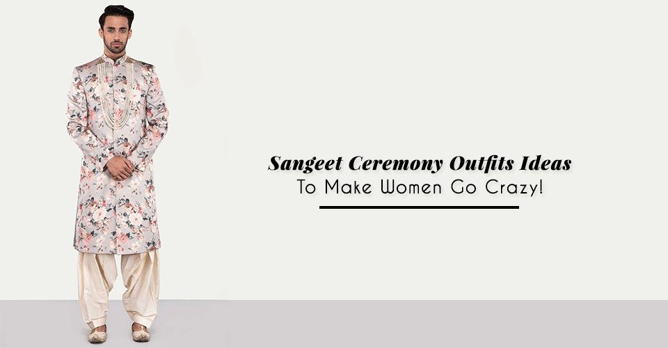 Light Up The Dance Floor At The Sangeet Ceremony With Your Dashing Outfit!