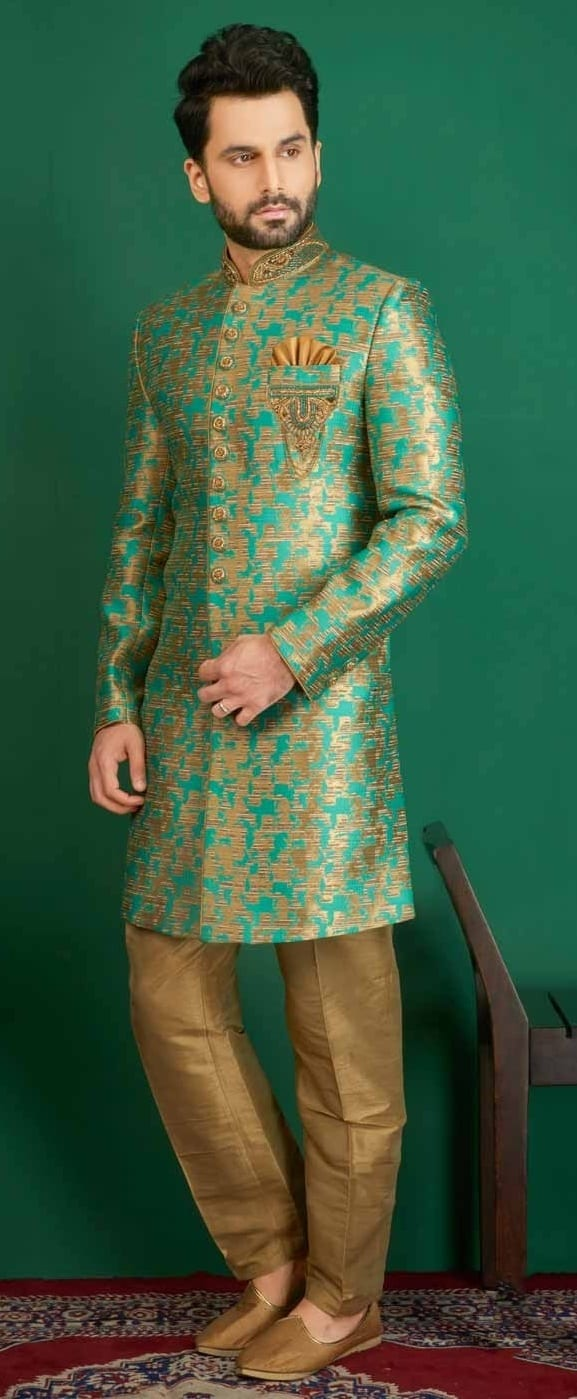 Mehndi Ceremony Outfit Ideas For Guys This Wedding Season