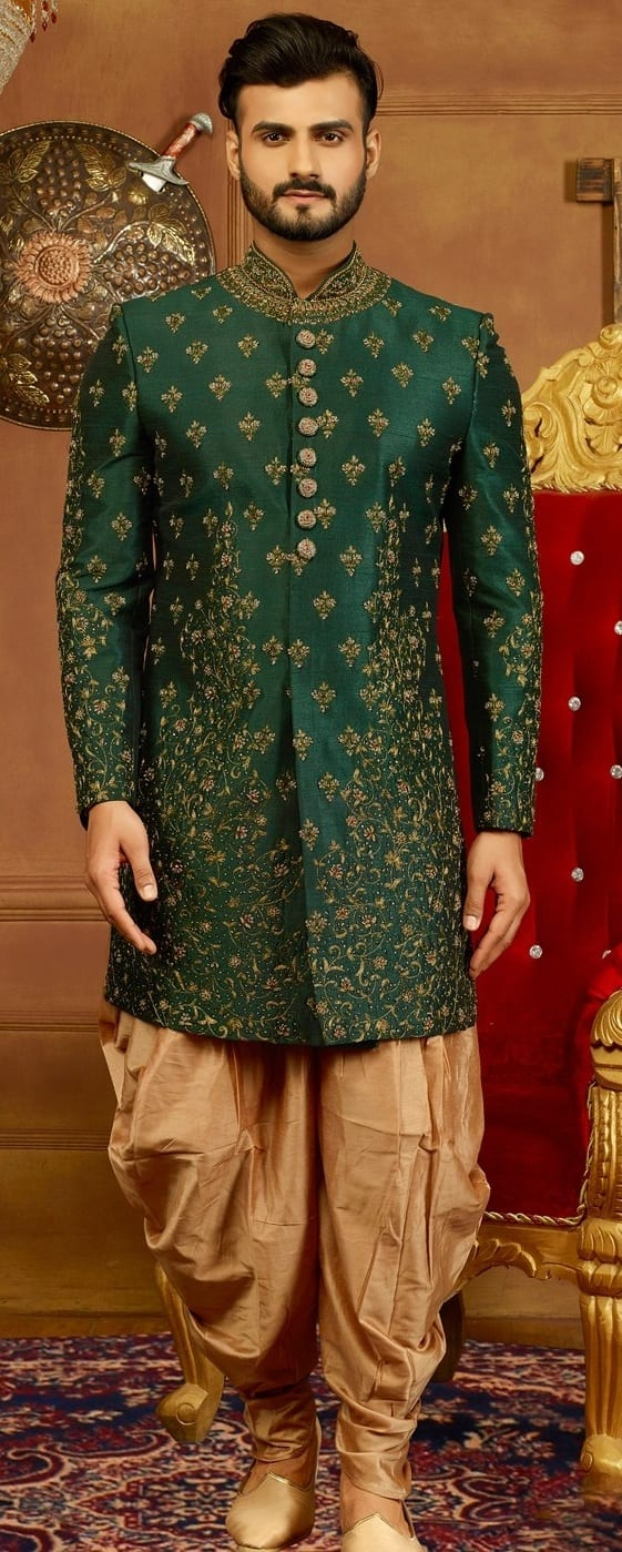 Mehndi Ceremony Outfit Ideas For Guys