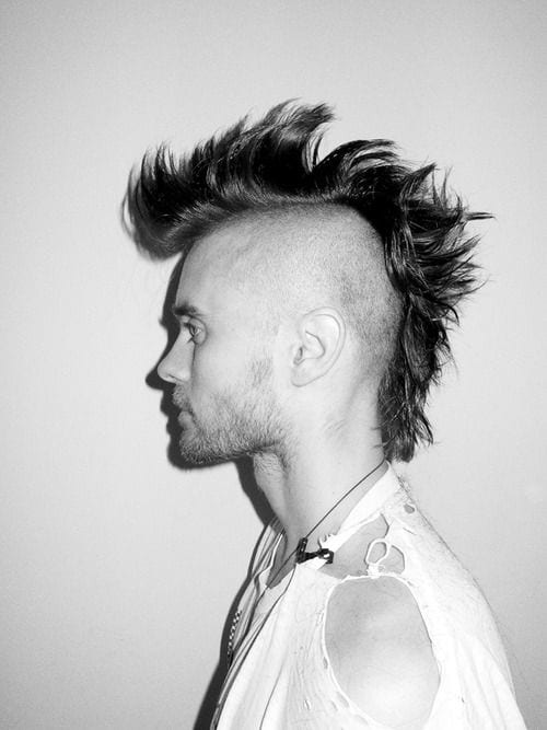 5 Amazing Mohawk Hairstyles That Will Turn Heads As You Walk By