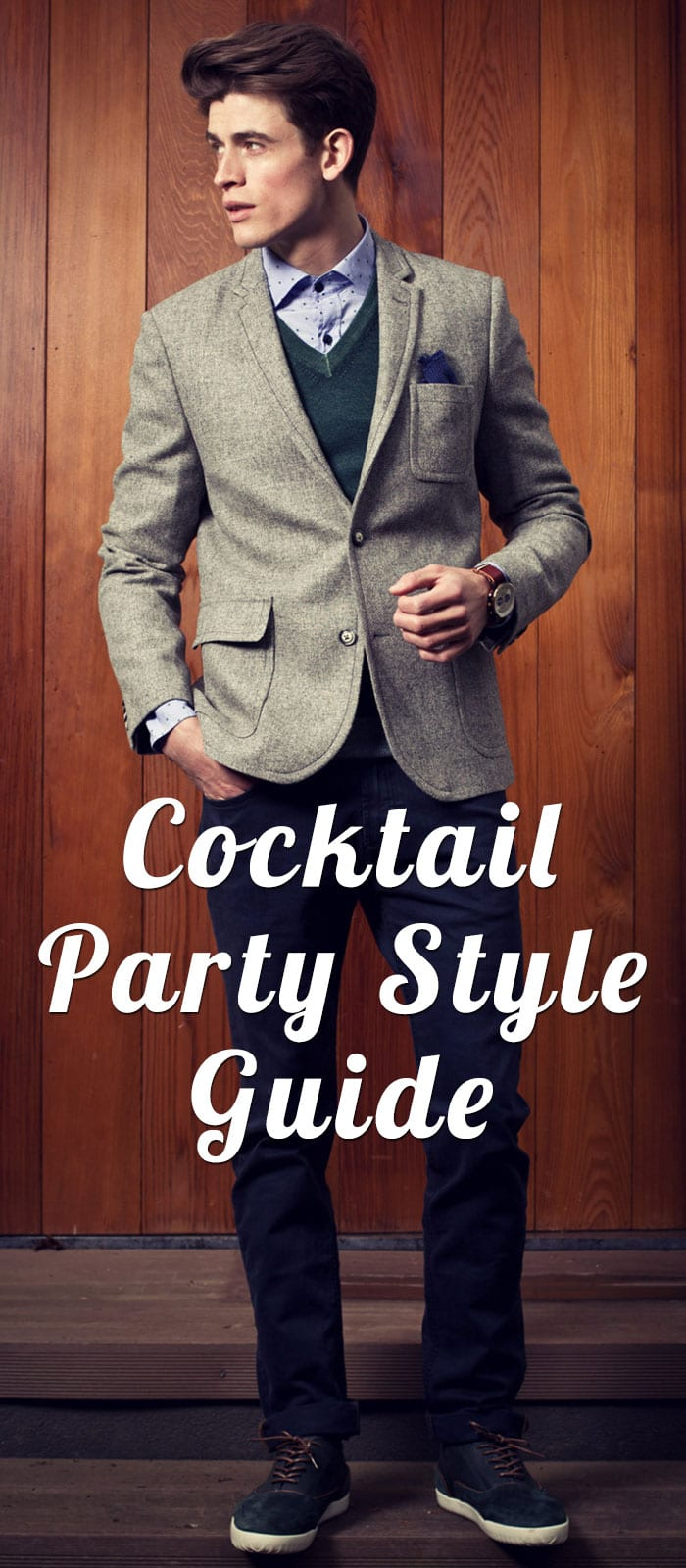 Cocktail Party Style Guide – Outfit Ideas, Tips, Guide, Images, Footwear, Etc