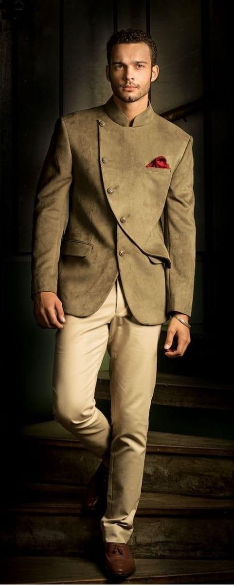 Latest Jodhpuri Suit Outfit Ideas For Men This Wedding Season