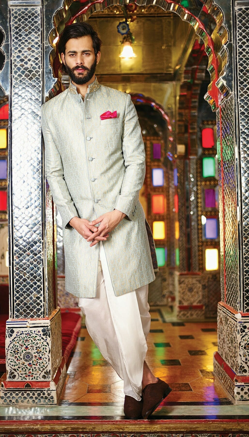 kurta with dhoti pants