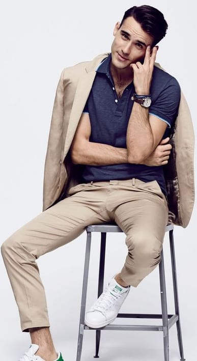 office outfit ideas for men