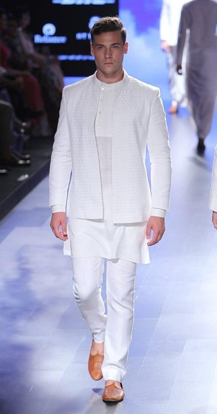 white jodhpuri styles