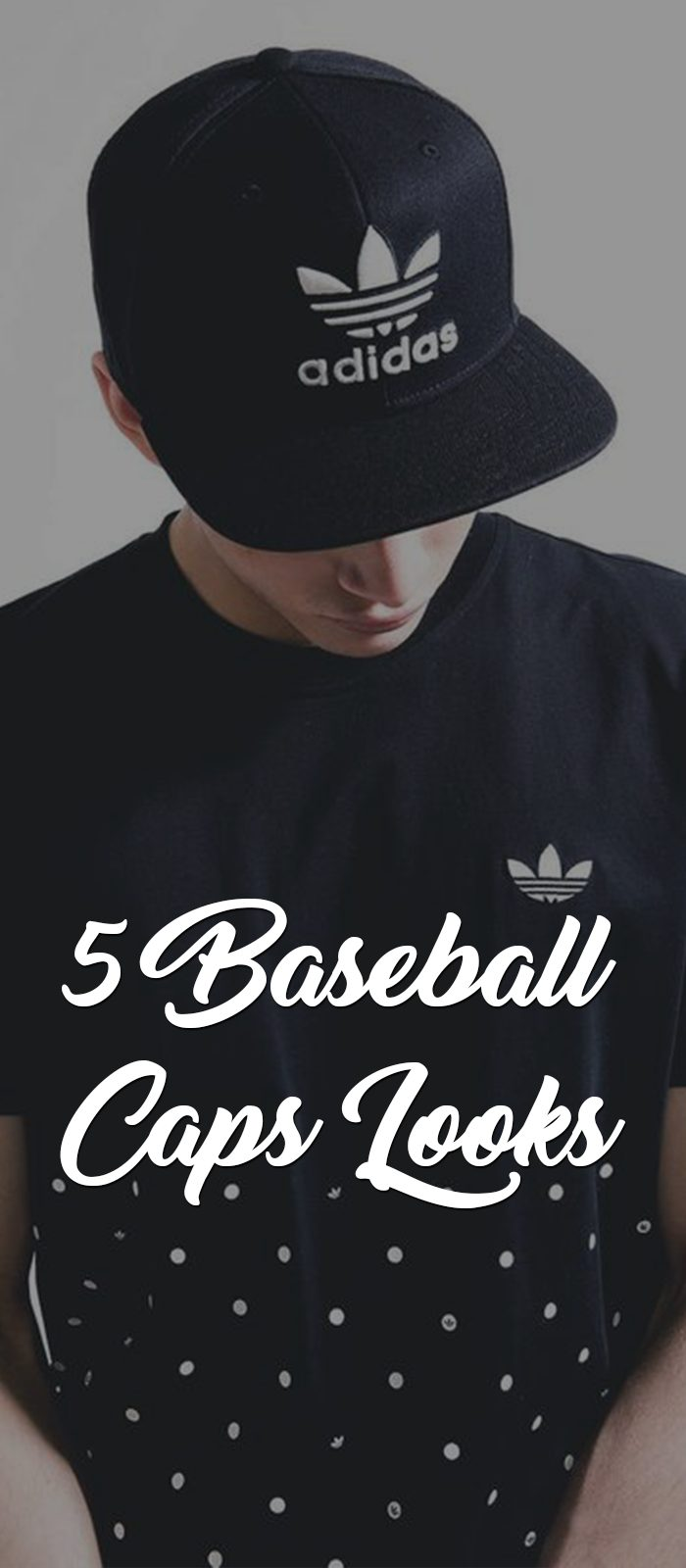 5 Baseball Caps Looks