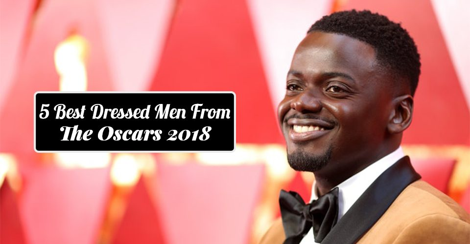 5 Best Dressed Men From The Oscars 2018