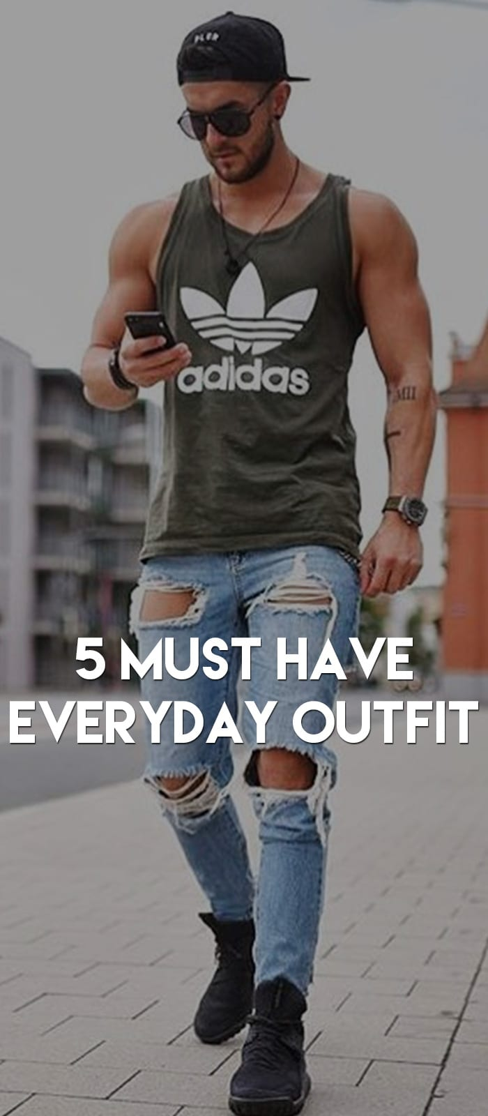 5 Must Have Everyday Outfit