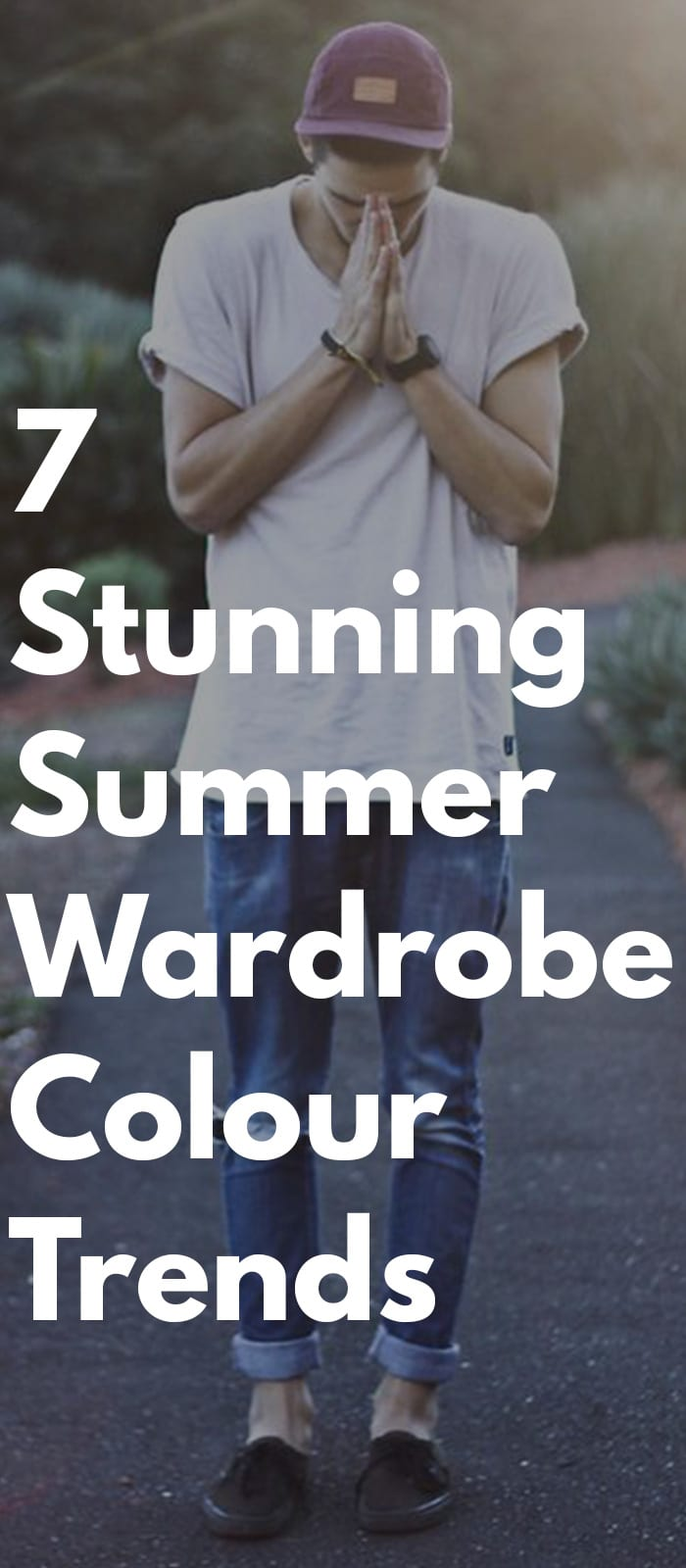 7 Stunning Summer Wardrobe Colour Trends in 2018