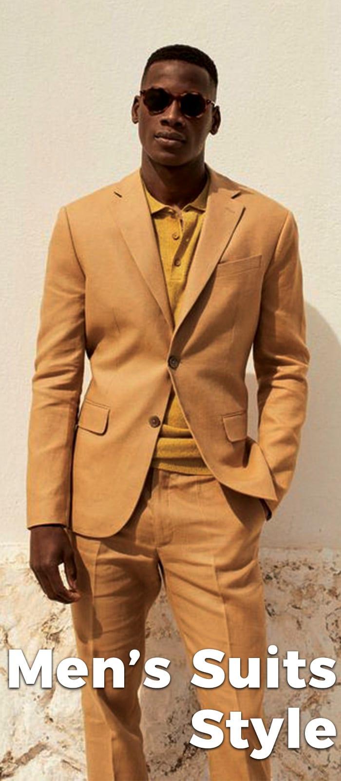 Best Of Men's Suits