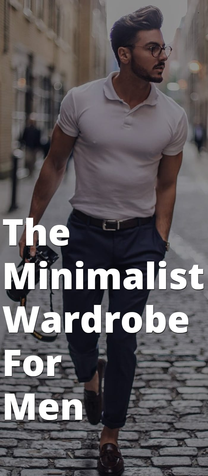 Simple Style Guide For Minimalist Wardrobe In 2018