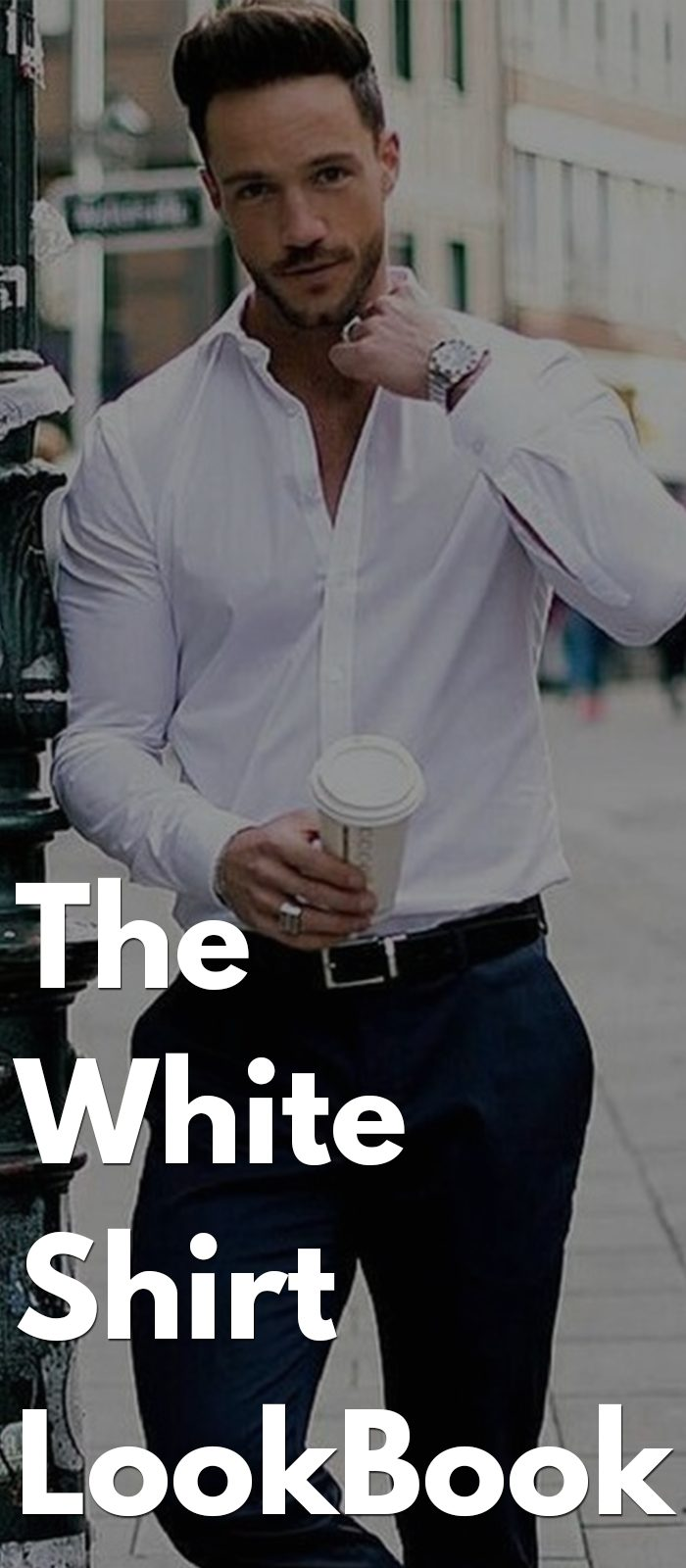 The White Shirt LookBook