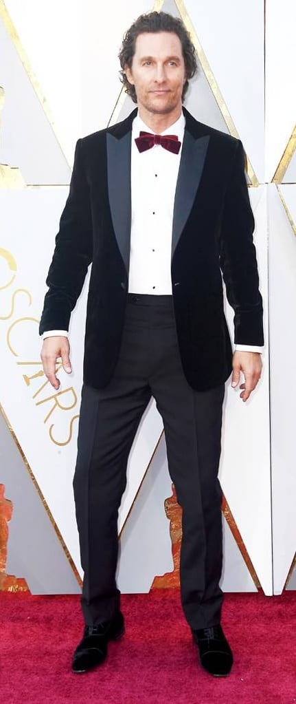 worst dressed men at oscars 2018