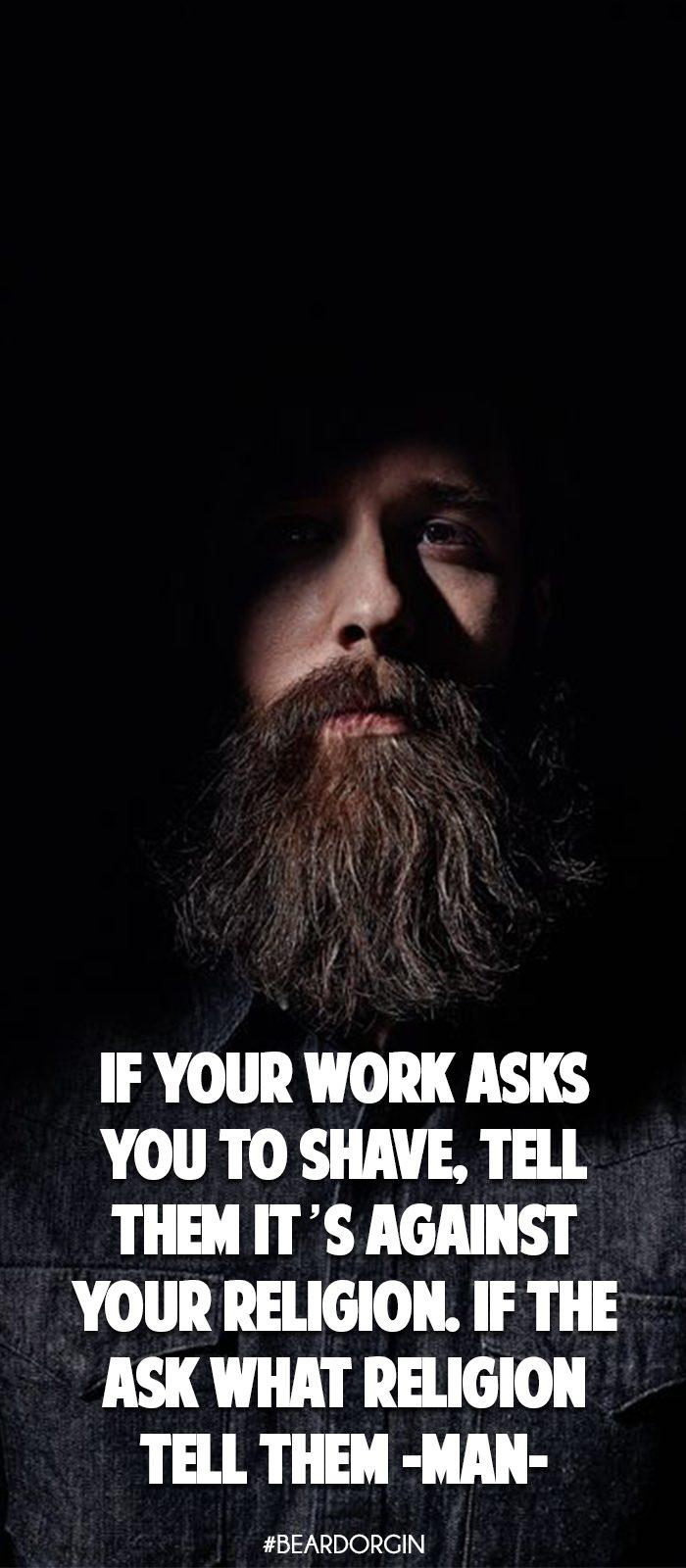 8-beard quotes